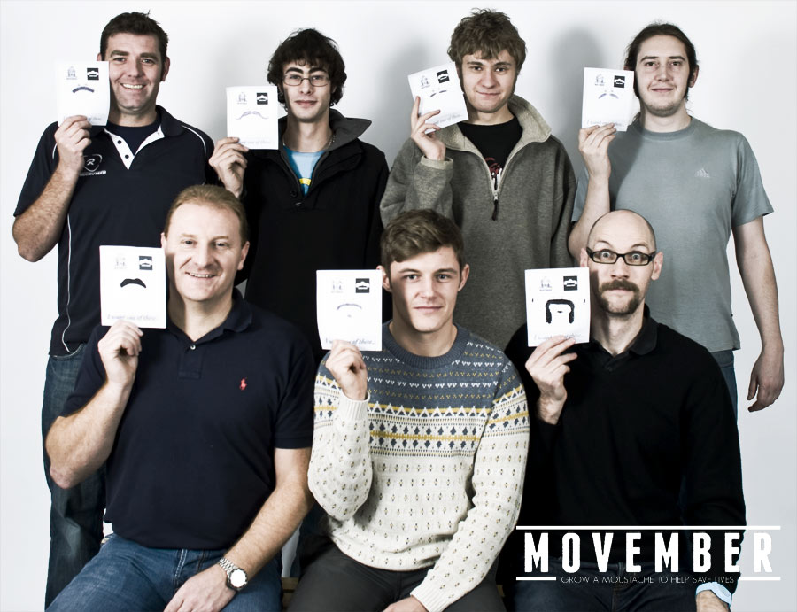 The rugbystore.co.uk Movember Team