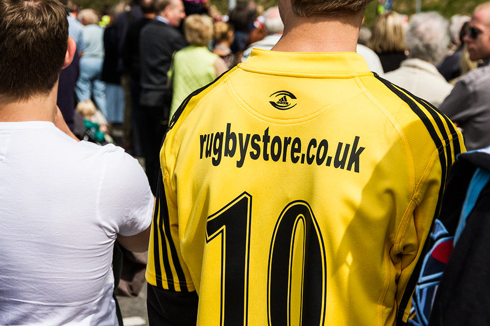 rugbystore support the Olympic Torch Relay