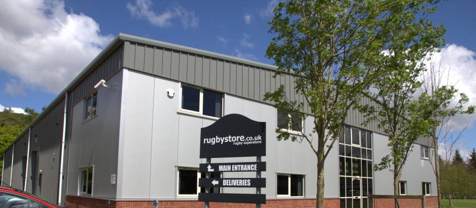 Photo of Outside of RugbyStore Offices