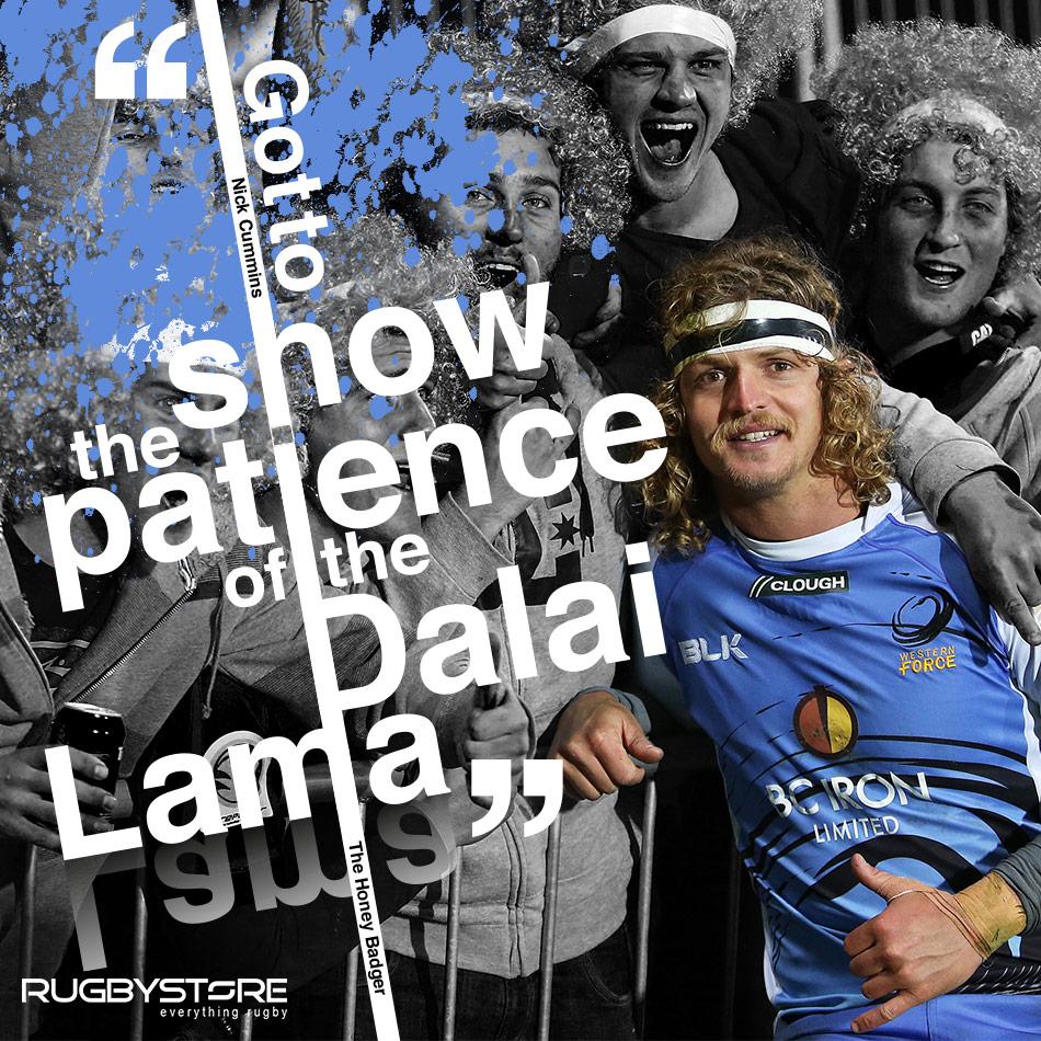 patience of the dalai lama