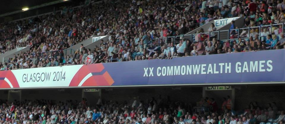 Full house at Ibrox for 7s at Glasgow 2014 Commonwealth Games