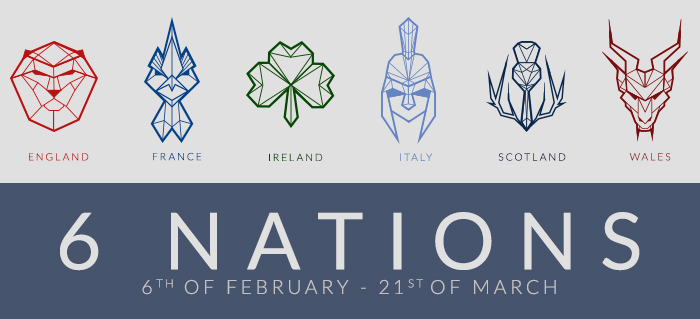 Blog Post image - 6 Nations icons