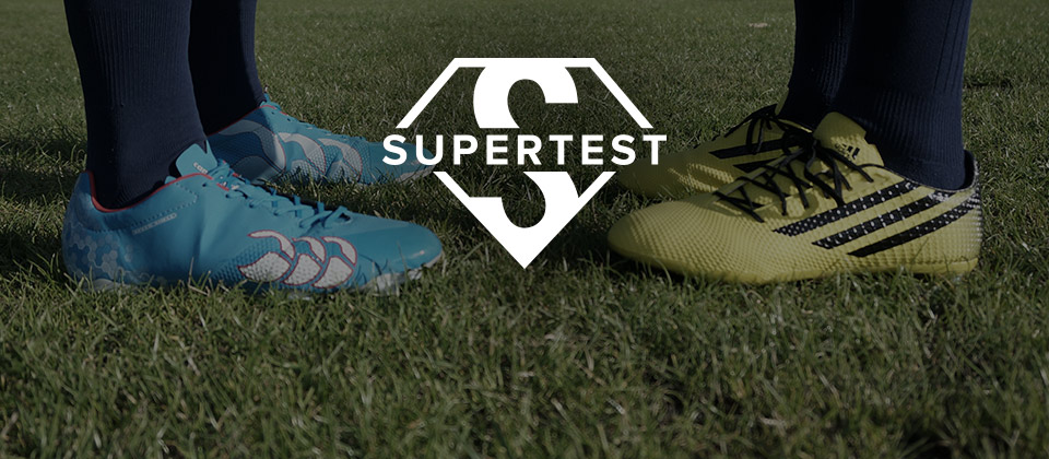 Supertest rugby boots
