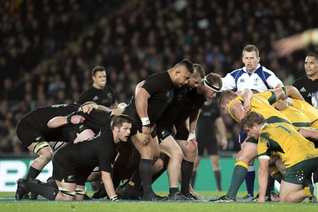 The scrum will be at hot topic at RWC2015