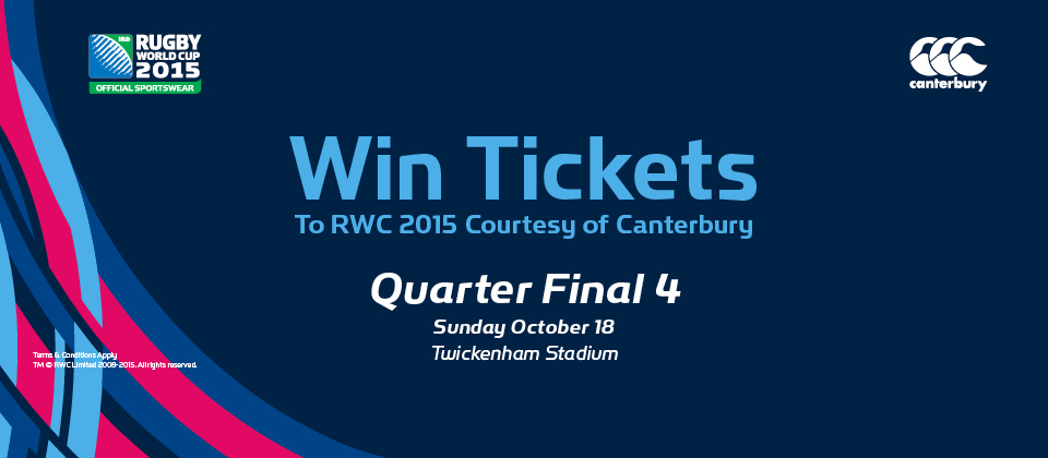 quarter final ticket competition