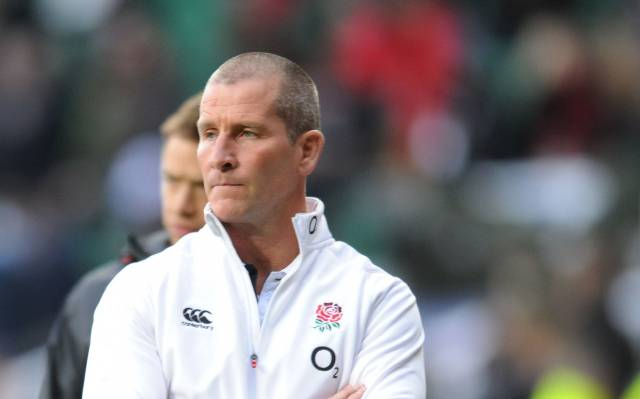 Stuart Lancaster - England head coach. England v Scotland, RBS Six Nations, Twickenham Stadium, London, England, Saturday 14 March 2015. Please credit: Fotosport/David Gibson