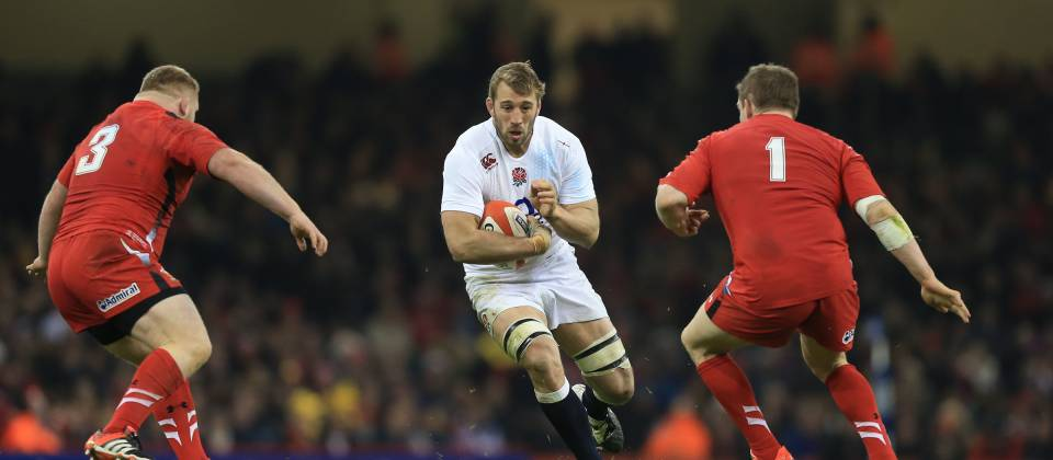 Robshaw running into wales