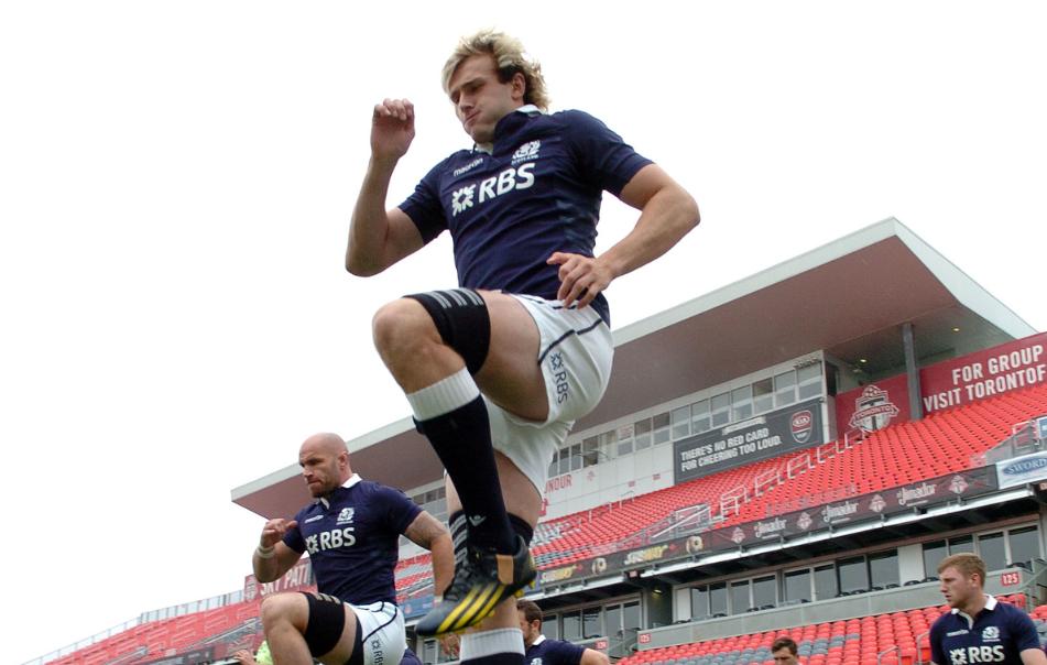 Hamstring Injury Rugby