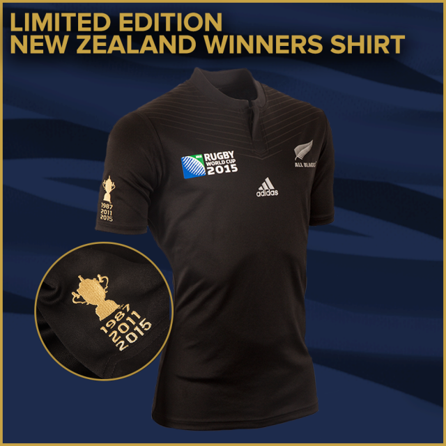 NZ Winners Shirt