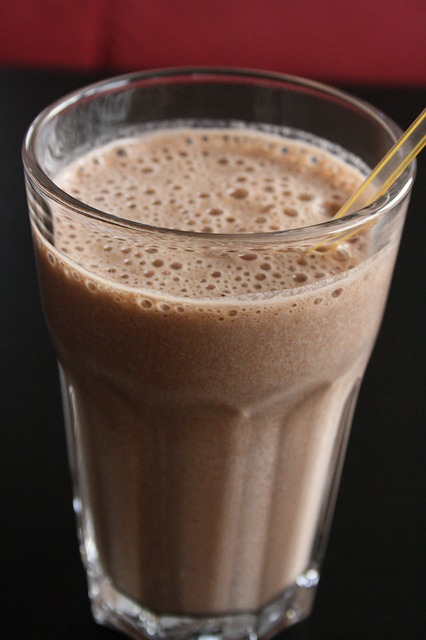 Protein shakes. You'll grow to love them.