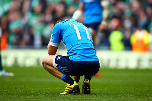 Italy have failed to get a win in the 2016 Championship.