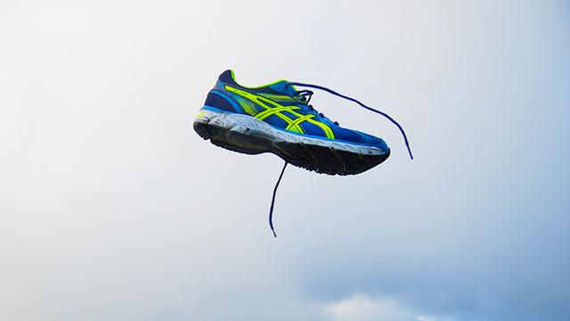 supertest - running trainers - weight