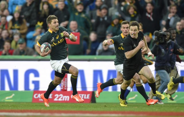 South Africa will be without the talents of Willie Le Roux after a slightly lacklustre season.