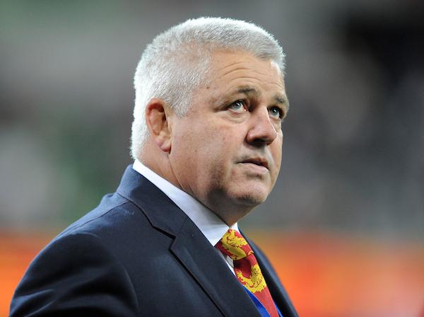 Warren Gatland - Lions head coach. Melbourne Rebels v British & Irish Lions, AAMI Park, Melbourne, Australia, Tuesday 25 June 2013. PLEASE CREDIT ***FOTOSPORT/DAVID GIBSON***