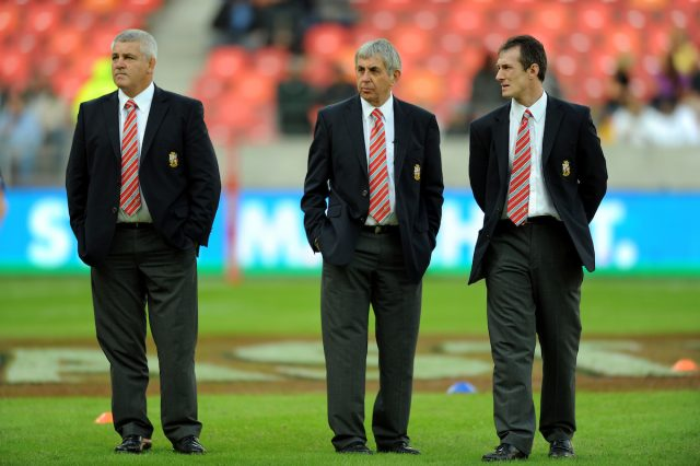 Gatland has been in the Lions Coaching set up since the 2009 Lions Tour.