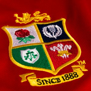 The New Lions HD Crest