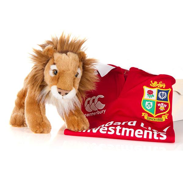 Bil - The New Lions Mascot