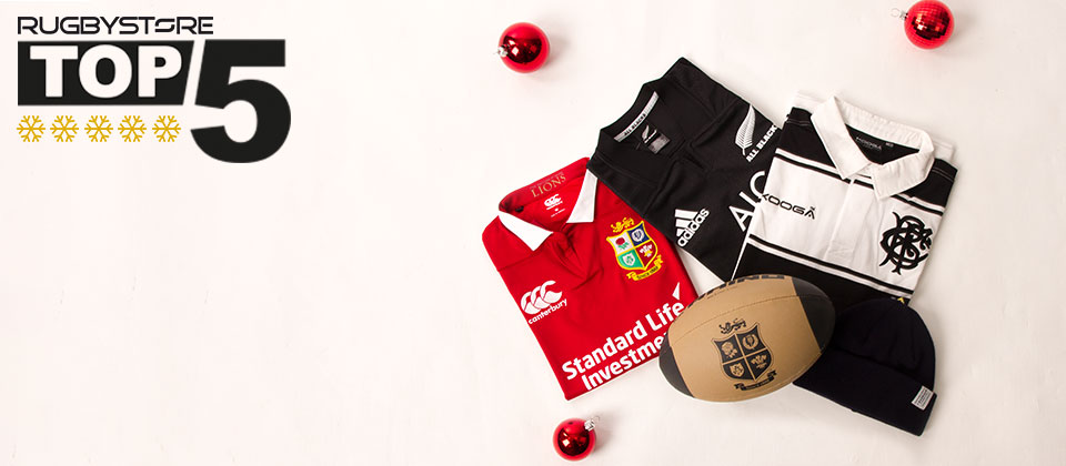 Rugby christmas gifts uk