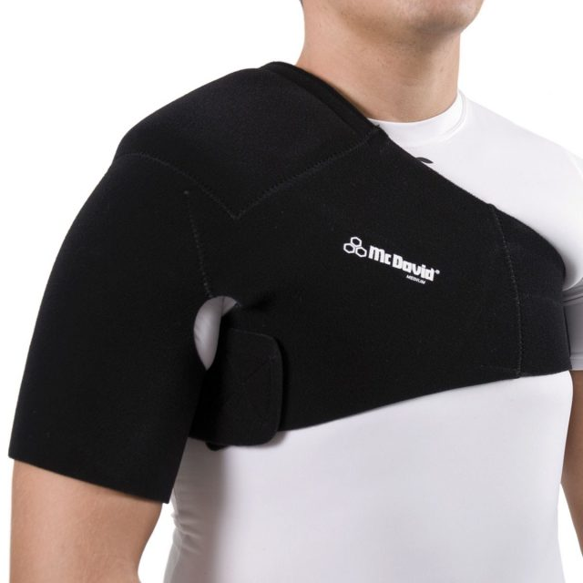 Broken Collarbone Shoulder Support