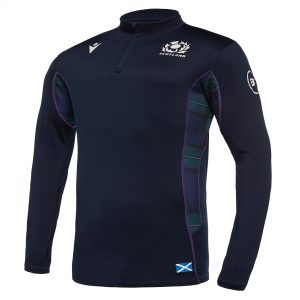 Scotland Quarter Zip