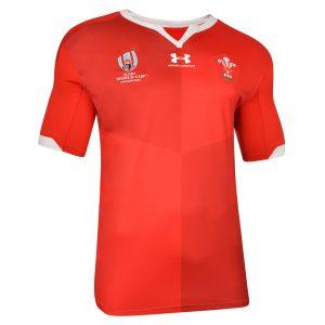 Wales RWC 2019 Home Shirt