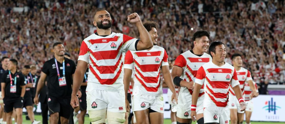 Japan defeat Scotland RWC 2019